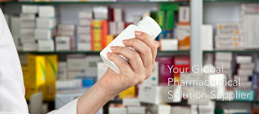 Your Global Pharmaceutical Supplier